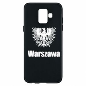 Phone case for Samsung A6 2018 Warsaw