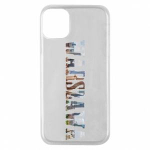 iPhone 11 Pro Case Warsaw