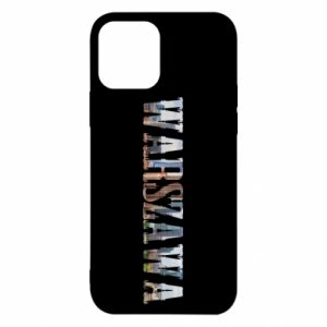 iPhone 12/12 Pro Case Warsaw