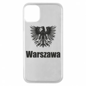 Phone case for iPhone 11 Pro Warsaw