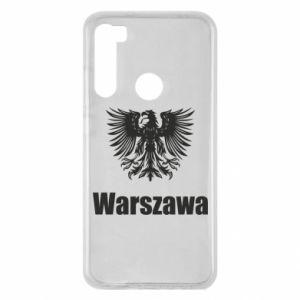 Xiaomi Redmi Note 8 Case Warsaw