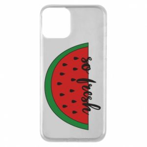 Etui na iPhone 11 Watermelon so fresh