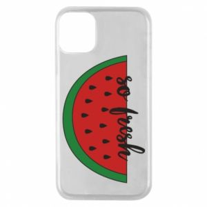 Etui na iPhone 11 Pro Watermelon so fresh
