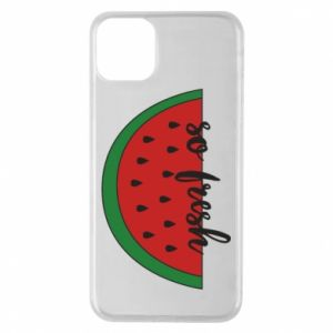 Etui na iPhone 11 Pro Max Watermelon so fresh