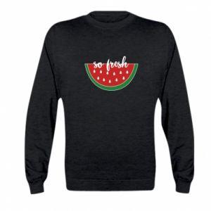Bluza dziecięca Watermelon so fresh