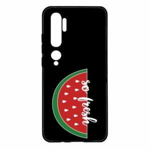 Etui na Xiaomi Mi Note 10 Watermelon so fresh