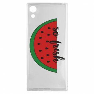Etui na Sony Xperia XA1 Watermelon so fresh