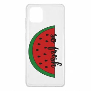 Etui na Samsung Note 10 Lite Watermelon so fresh