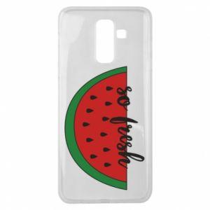 Etui na Samsung J8 2018 Watermelon so fresh