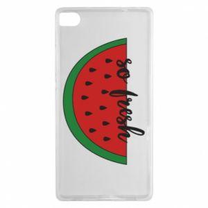 Etui na Huawei P8 Watermelon so fresh