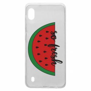 Etui na Samsung A10 Watermelon so fresh