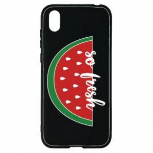 Etui na Huawei Y5 2019 Watermelon so fresh