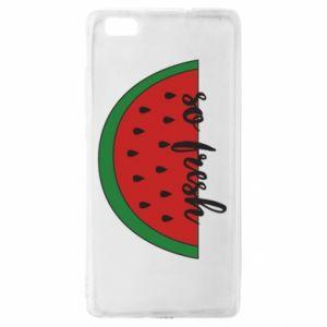 Etui na Huawei P 8 Lite Watermelon so fresh
