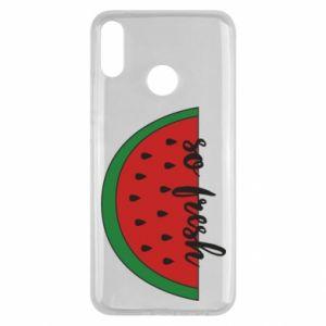 Etui na Huawei Y9 2019 Watermelon so fresh
