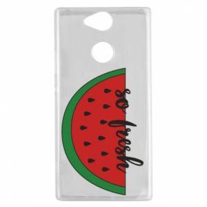 Etui na Sony Xperia XA2 Watermelon so fresh