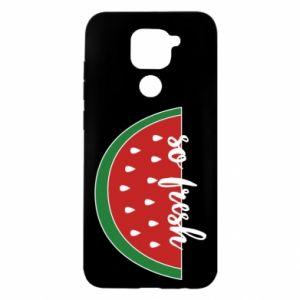 Etui na Xiaomi Redmi Note 9/Redmi 10X Watermelon so fresh