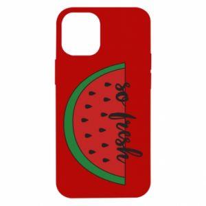 Etui na iPhone 12 Mini Watermelon so fresh