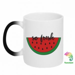 Chameleon mugs Watermelon so fresh