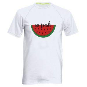 Koszulka sportowa męska Watermelon so fresh