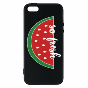 Etui na iPhone 5/5S/SE Watermelon so fresh