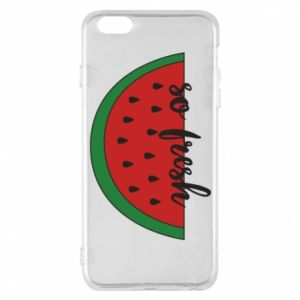 Etui na iPhone 6 Plus/6S Plus Watermelon so fresh