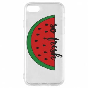 Etui na iPhone 7 Watermelon so fresh