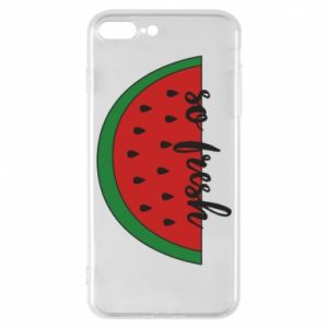 Etui na iPhone 8 Plus Watermelon so fresh