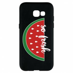 Etui na Samsung A5 2017 Watermelon so fresh