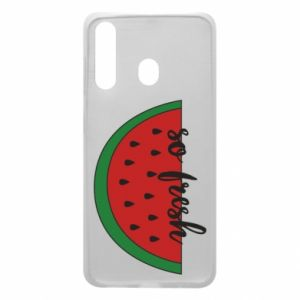 Etui na Samsung A60 Watermelon so fresh
