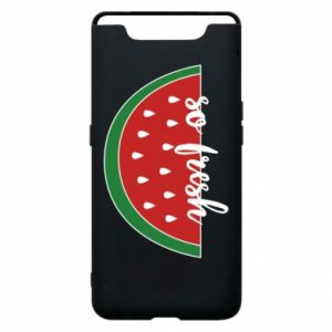 Etui na Samsung A80 Watermelon so fresh