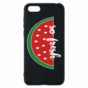 Etui na Huawei Y5 2018 Watermelon so fresh