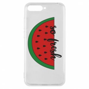 Etui na Huawei Y6 2018 Watermelon so fresh