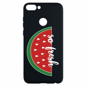 Etui na Huawei P Smart Watermelon so fresh