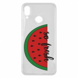 Etui na Huawei P Smart Plus Watermelon so fresh