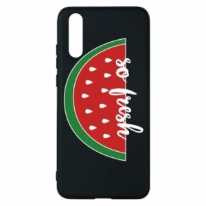 Etui na Huawei P20 Watermelon so fresh
