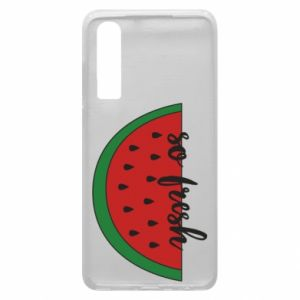 Etui na Huawei P30 Watermelon so fresh