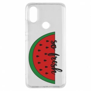 Etui na Xiaomi Mi A2 Watermelon so fresh