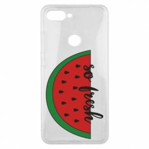 Etui na Xiaomi Mi8 Lite Watermelon so fresh