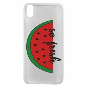 Etui na Xiaomi Redmi 7A Watermelon so fresh
