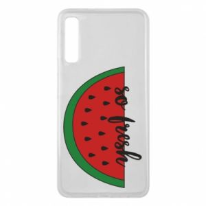 Etui na Samsung A7 2018 Watermelon so fresh