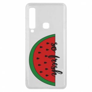 Etui na Samsung A9 2018 Watermelon so fresh