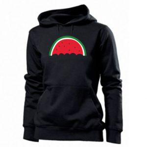 Women's hoodies Watermelon umbrella - PrintSalon