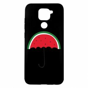 Etui na Xiaomi Redmi Note 9/Redmi 10X Watermelon umbrella