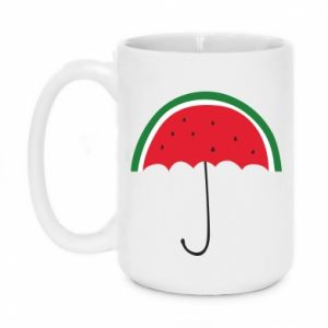 Mug 450ml Watermelon umbrella - PrintSalon