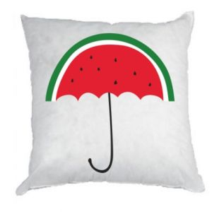 Pillow Watermelon umbrella - PrintSalon
