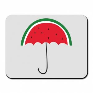 Mouse pad Watermelon umbrella - PrintSalon