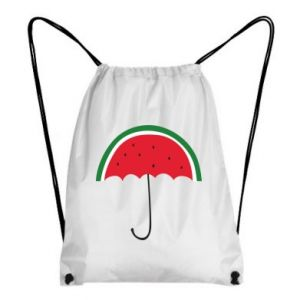 Backpack-bag Watermelon umbrella - PrintSalon