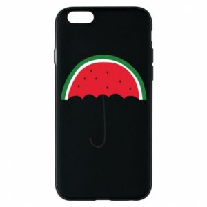 Phone case for iPhone 6/6S Watermelon umbrella - PrintSalon