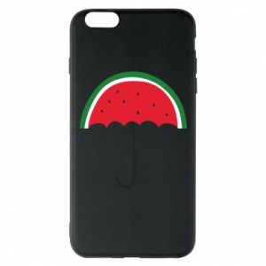 Phone case for iPhone 6 Plus/6S Plus Watermelon umbrella - PrintSalon