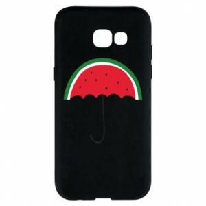 Phone case for Samsung A5 2017 Watermelon umbrella - PrintSalon